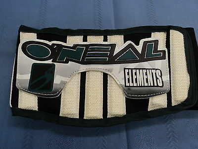 O'Neal Elements MX Kidney Support Belt Green, White and Black Kids
