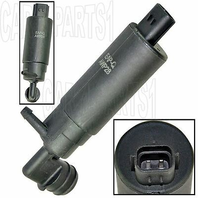TOYOTA AVENSIS FRONT WINDSCREEN WASHER PUMP 2003-2005. 1 Year Warranty.