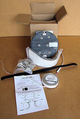 """Preformed Line Products Deluxe 6.5"""" 3 Section End Plate Kit NEW 80804986"""