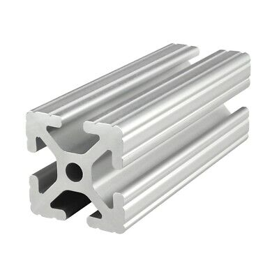 "80/20 Inc 15 Series 1.5"" x 1.5"" Aluminum Extrusion Part #1515 x 96.5"" Long N"