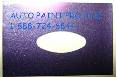 Auto Paint Base Coat Clearcoat Plum Crazy Effect Phg 07