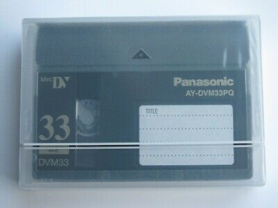 SONY DVM63HD HDV/DV Mini-DV Camcorder Video Kassette NEU (worldwide) 001-069