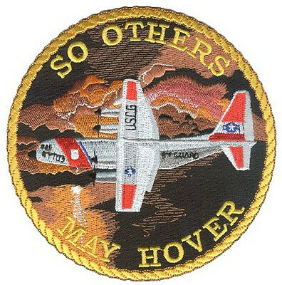 So Others May Hover W5158 USCG Coast Guard patch C-130 Hercules