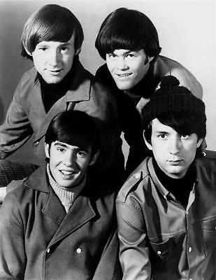 The Monkees Group 8X10 Music Glossy Photo