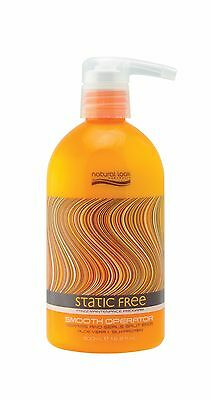 ATV Natural Look Static Free FRIZZ MAINTENANCE PROGRAMME Smooth Operator 500ml