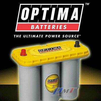 Optima Batterie Yellow Top YT S 5,5 75 AH, 12V