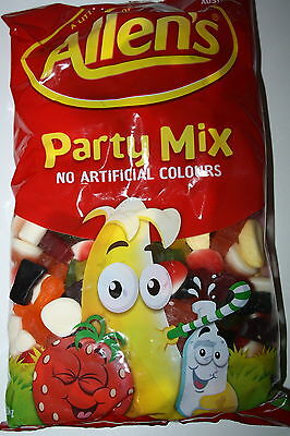 Allens Party Mix 1.3kg Bulk Bag