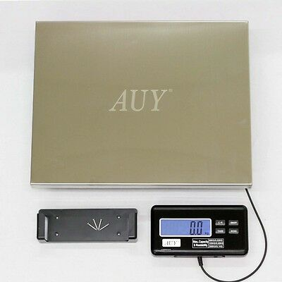 200kg 120/60kg DIGITAL STAINLESS STEEL ELECTRONIC SHIPPING POSTAL PLATFORM SCALE
