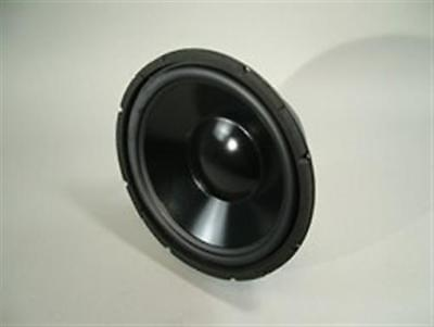 "Excellent Quality 10"" Inch Woofer 93 dB 8 ohms, 225 watts RMS JBL Replacement"