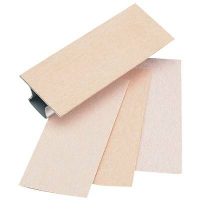 NEW Great Planes Easy-Touch Sandpaper Assortment 2.25x5.5  GPMR6189