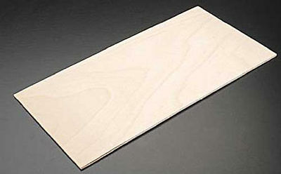 NEW Tower Hobbies Plywood 1/8 x 6 x 12  (1) TOWR1910