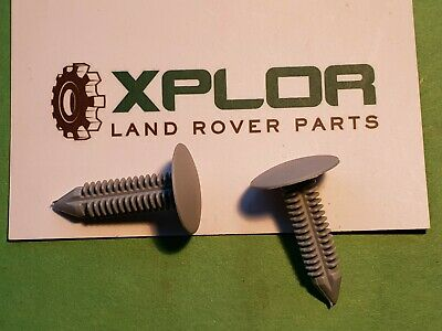 Range Rover P38 Headlining Clips Pack Of Two Genuine Land Rover Mwc9832Luh