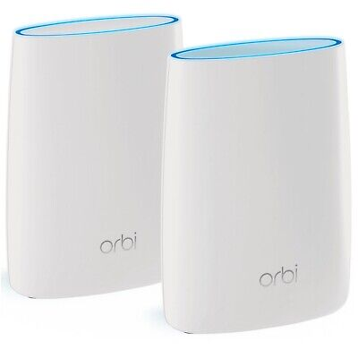Netgear Orbi RBK50 AC3000 Whole Home Mesh Tri-Band WiFi System