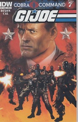 G.i Joe Vol.2 #11 Cover A Chuck Dixon (Idw Comics) Comic
