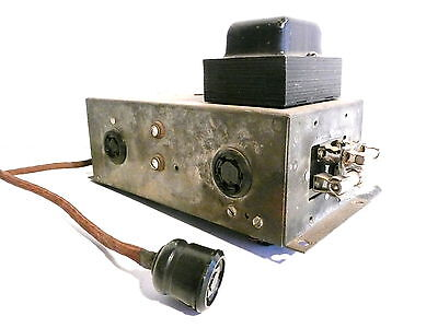 CAPEHART 78 RPM 410h  AUTOMATIC RECORD CHANGER & RADIO-- 6 IMPUT JUNCTION BOX