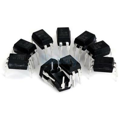 10 Pcs DIP-4 817C Optocoupler Opto Coupler IC New