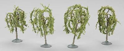 NEW Bachmann 2.25-2.5  Willow Trees (3) N 32114