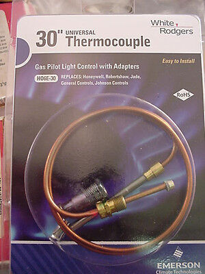 """White Rodgers H06E-30 Thermocouple   30""""  Ships on the Same Day of Purchase."""