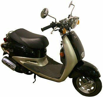 Scooter    Repair Service Manual 50cc GY6 Chinese   Others