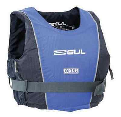 GUL FALMOUTH 50n BUOYANCY AID CANOE KAYAK PADDLE DINGHY SAILING JACKET PFD VEST
