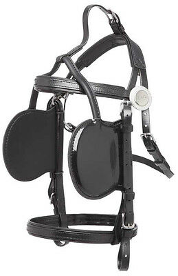 Zilco Driving Harness - Fine Patent Bridle from the Jubilee Range All Sizes