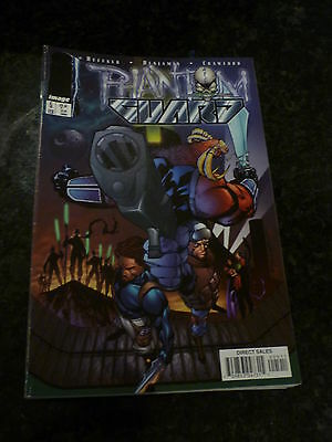 PHANTOM GUARD Comic - Vol 1 - No 5 - Date 02/1998 - IMAGE Comics