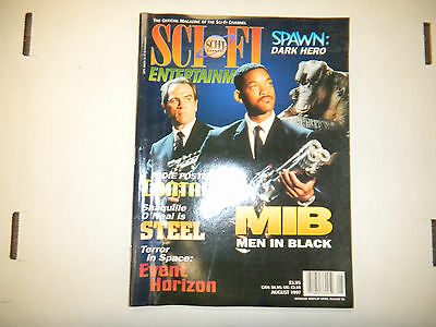 Sci Fi Entertainment Magazine Jodie Foster: Contact August 1997 033112R