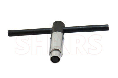 """SHARS 5/16"""" Self-Ejecting Key for 3"""" & 4"""" Lathe Chuck  NEW"""