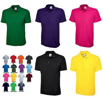 Ladies Loose Fit Pique Polo T Shirt Size 6 to 30  SPORTS CASUAL LEISURE WORK 101