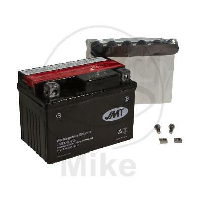 JMT MF Batterie YTX4L-BS PGO TR3 50  2009  2,9 PS