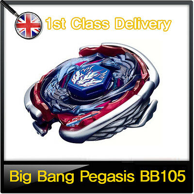 Beyblade 4D Rapidity Metal Fusion Fight Master Collection With Launcher New