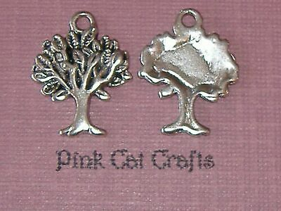 10 x Tibetan Silver TREE OF LIFE HARRY POTTER WHOMPING WILLOW Charms Pendants