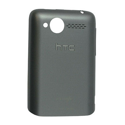 Used Good Condition HTC Wildfire Google Smartphone Gray Back Door Battery Cover