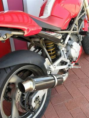 Carbon GP Exhaust Ducati Monster 750 All Years/Models EX168