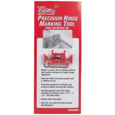 NEW Great Planes Precision Hinge Marking Tool GPMR4005