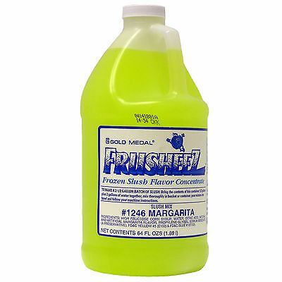 Margarita Mix - Gold Medal #1246 Frozen Slush Concentrate 1/2 gallon