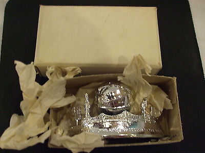 Mint In Box New York World's Fair 1964 1965  Paperweight Paper Weight