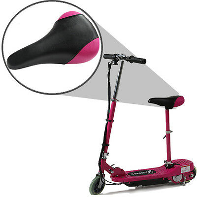 Kids Ride On Pink Fast Electric Scooter Escooter Removable Seat Battery Charger