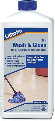 Lithofin MN Wash & Clean 1L for all natural and artificial stone