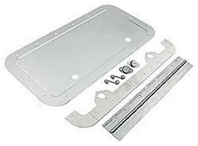 Aluminum Access Panel Door Sheet metal Modified Late Model Dirt Circle Track