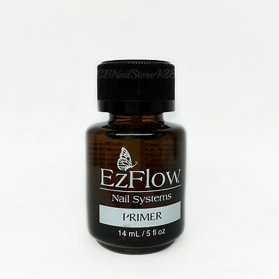 Ezflow Nail System - Primer .5oz/14ml # 60241- for Artificial Nails
