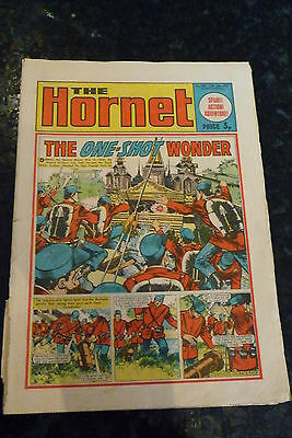 The HORNET Comic - Issue 438 - Date 29/01/1972 - UK Paper Comic