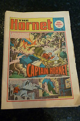 The HORNET Comic - Issue 500 - Date 07/04/1973 - UK Paper Comic