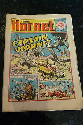 The HORNET Comic - Issue 505 - Date 12/05/1973 - UK Paper Comic
