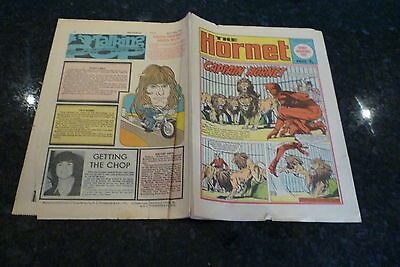 The HORNET Comic - Issue 514 - Date 14/07/1973 - UK Paper Comic