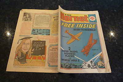 The HORNET Comic - Issue 529 - Date 27/10/1973 - UK Paper Comic