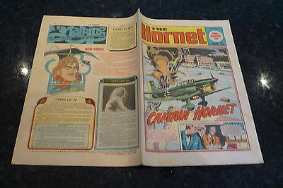The HORNET Comic - Issue 549 - Date 16/03/1974 - UK Paper Comic