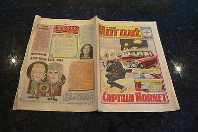 The HORNET Comic - Issue 559 - Date 25/05/1974 - UK Paper Comic