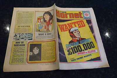 The HORNET Comic - Issue 561 - Date 08/06/1974 - UK Paper Comic