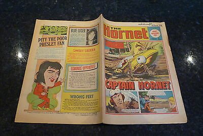 The HORNET Comic - Issue 562 - Date 15/06/1974 - UK Paper Comic